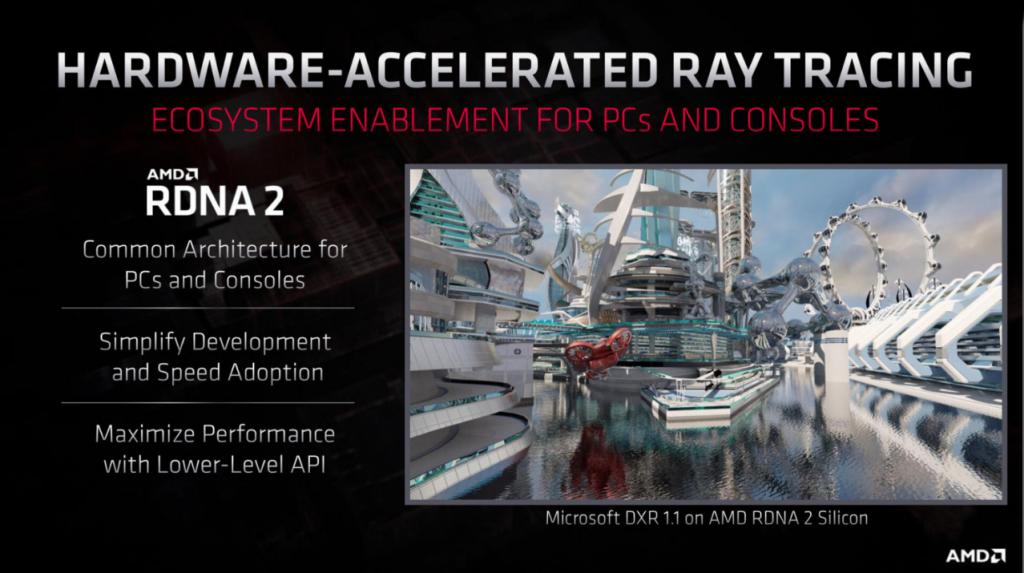 AMD-Ray-Tracing
