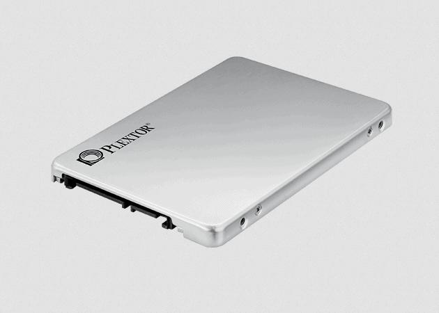 Plextor SSD M8V plus côté branchements