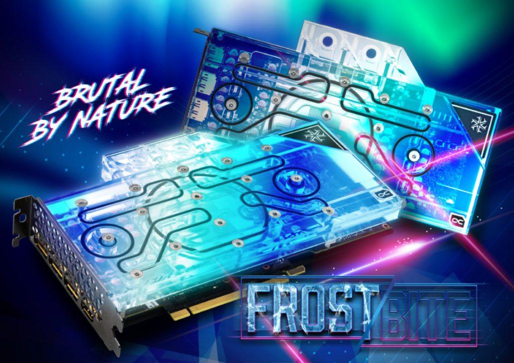 iCHILL Frostbite pour RTX 3080 et 3090