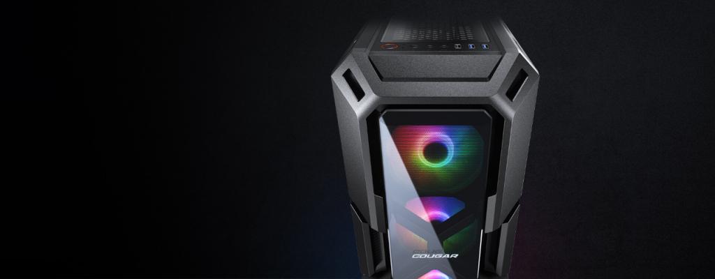 MX440-G RGB de face