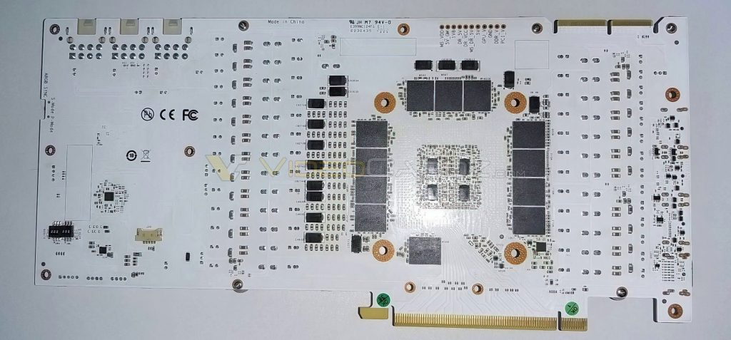 GALAX-RTX-3090-HOF-PCB-Back