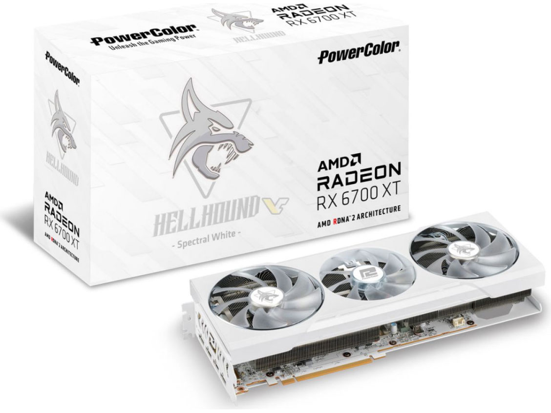 POWERCOLOR-Radeon-RX-6700-XT-12GB-Hellhound-Spectral-White-003