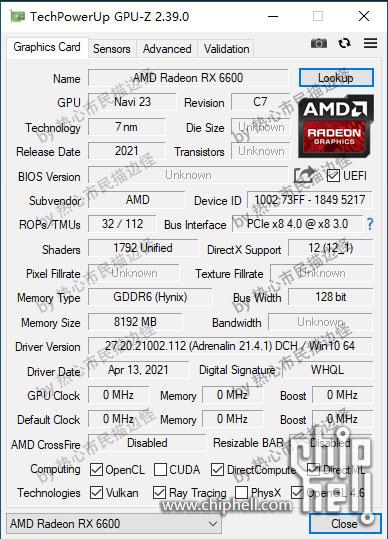 GPUZ-RX-6600-001